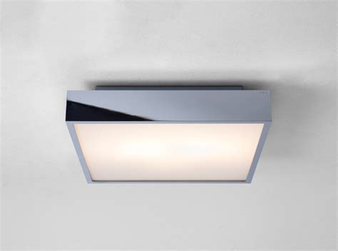 Square Bathroom Ceiling Light Astro Taketa Plus 0933 Square Bathroom Ceiling Light 28w Ip44 Polished Chrome Ebay