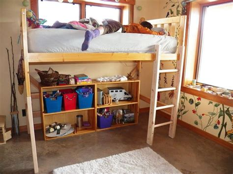 Turn A Bunk Bed Into A Loft Bed We Converted Cymone S Bed To A Loft I Almost Followed These Directions Http Www