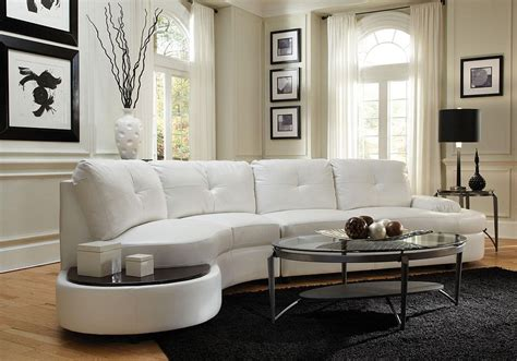 talia modern rounded home theater sectional stargate cinema