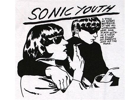 Cd Sonic Youth comic book album covers sequential artists greatest hits