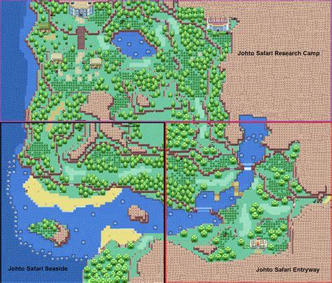 safari zone layout pokemon red safari zone map pokemon fire red images pokemon images