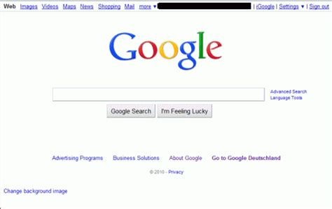 How To Change The Google Search Background Image Ghacks Tech News Picture Search For