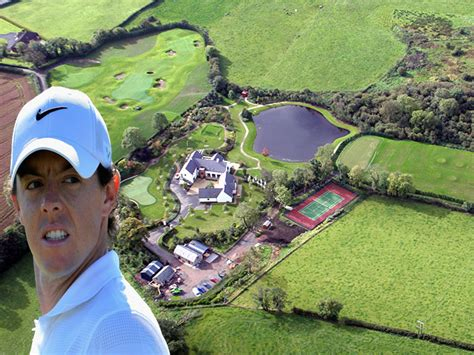 rory mcilroy house rent rory mcilroy s former northern ireland estate with custom golf course for us21