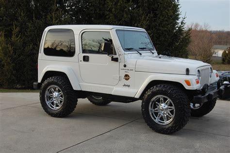 1998 jeep white 98whitewrangler 1998 jeep wranglersahara sport utility 2d