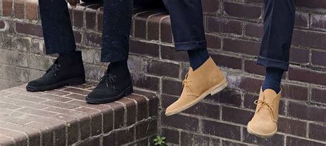 how to wear desert boots the idle