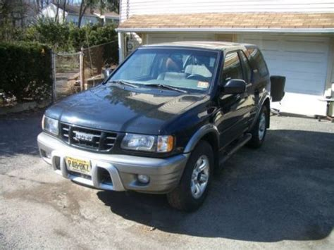 2002 Isuzu Rodeo 2 Door by Sell Used 2002 Isuzu Rodeo Sport S V6 Sport Utility 2 Door