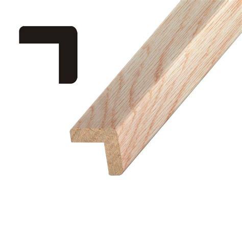 outside corner molding alexandria moulding wm 206 3 4 in x 3 4 in x 96 in wood