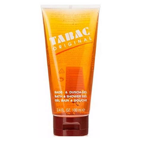 Spa Shower Gel Original tabac original bath shower gel 50 ml us