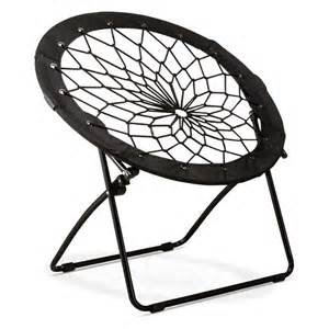 Room essentials bungee chair black product details page