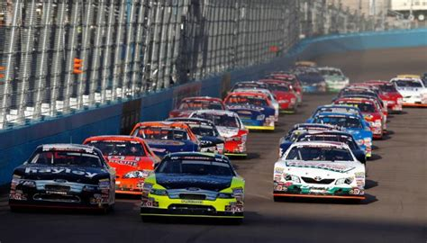 2014 k n west schedule announced nascar home tracks