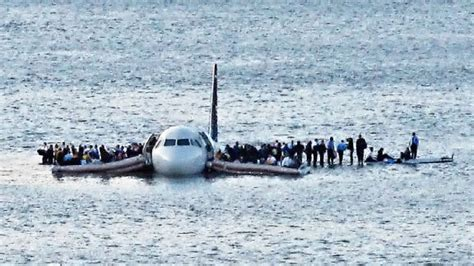 Miracle Landing On The Hudson Vince Recalls Miracle On The Hudson 5 Years Later Nets Espn