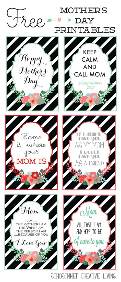 vintage gift tags 2014 wallquotes free s day printables cards prints sohosonnet