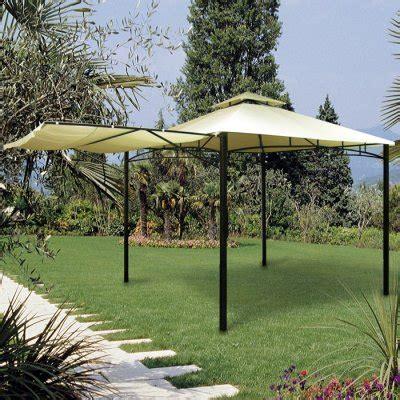 gazebo fisso da giardino gazebo per giardino pieghevole e fisso verdelook