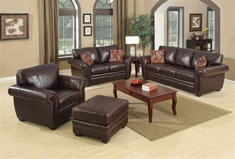decorating with leather sofas living room paint color ideas for living room with brown