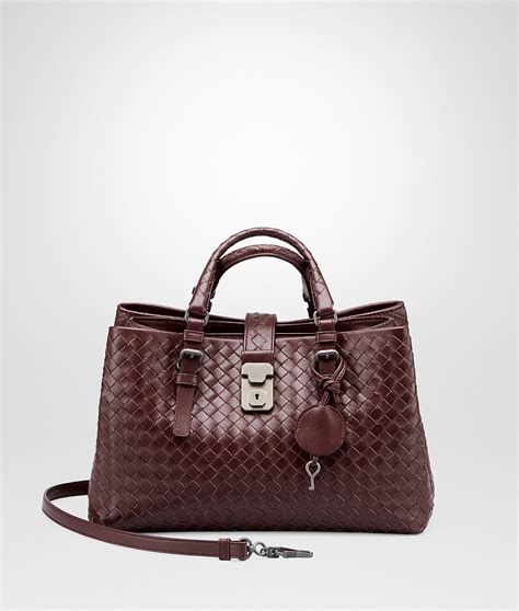 Bottega Veneta Colibri Bag by Lyst Bottega Veneta Aubergine Intrecciato Light Calf