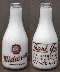 Bottle Milk Vas Medium by Milk On 28 Pins