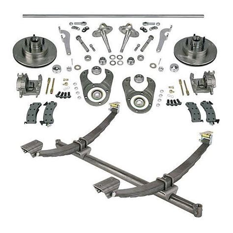 listing pattern exles 46 inch gasser ford axle spindle brake kit 5 on 4 3 4 gm