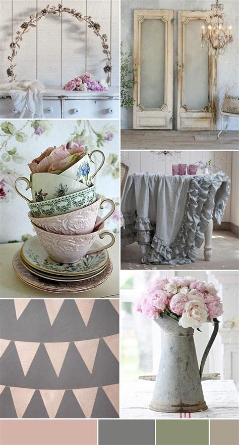 shabby wedding shabby chic wedding inspiration 2047906 weddbook