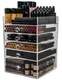Makeup Vanity Organizer 17 Best Ideas About Makeup Storage On Makeup