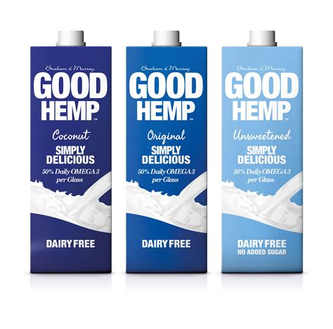 Hemp Milk And Hemp by Hemp Milk Growing In Sales Against Other Milk Alternatives