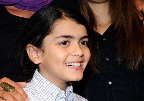 Michael Jackson Names Blanket by Blanket Jackson Is So Grown Up In Yearbook Photo And