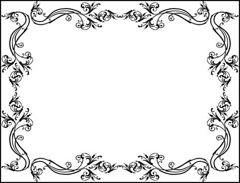 Wedding Border Png by Wedding Border Wedding Border Png File Png Mart