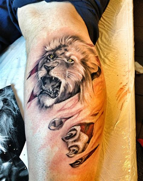 tattoo design exles 50 exles of lion tattoo lions tattoo and tattoo art