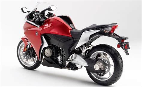 2010 2013 Honda VFR1200F Recalled for Driveshaft Issue
