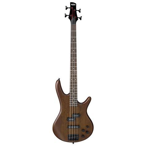 Bass Ibanez Gsr 200 Pw 4 Strings ibanez gsr 200 b wnf walnut flat