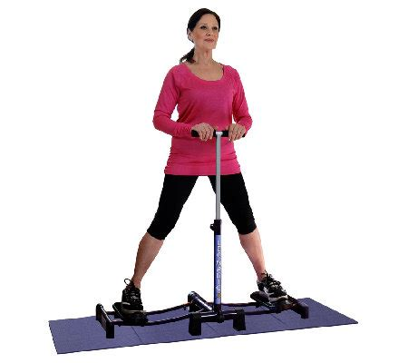 leg magic x lower body exercise system with removable