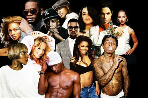 The Top 50 R&B / Hip-Hop Artists of the Past 25 Years ... R And B Artists 1990s