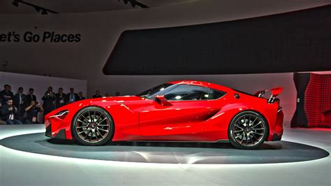 toyota ft1 concept no slide name set cool cars from the detroit auto show