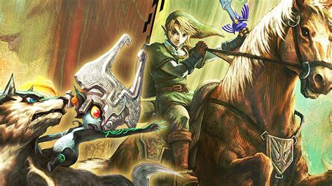 twilight princess the legend of twilight princess hd review ign