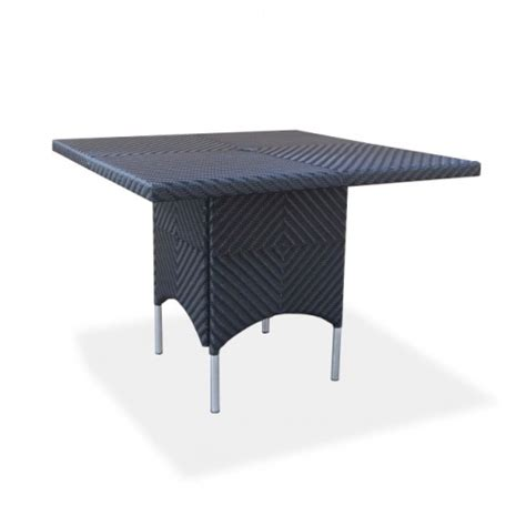 all weather wicker dining table woven all weather wicker dining table westminster teak