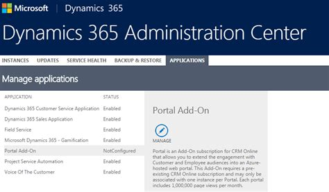 administering configuring and maintaining microsoft dynamics 365 in the cloud books add custom portal into crm microsoft dynamics crm