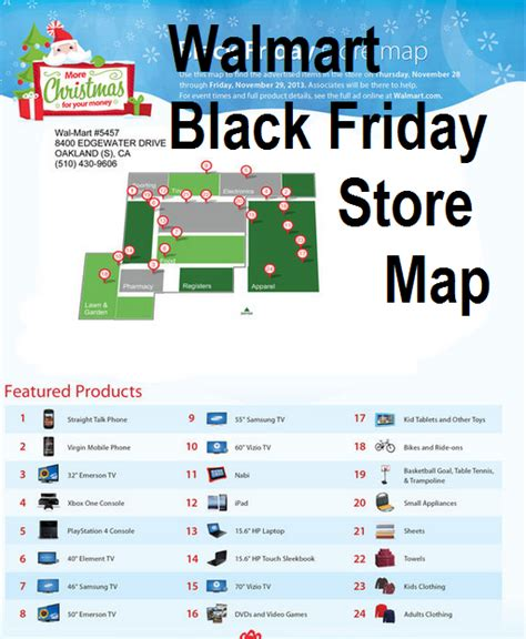 walmart map walmart black friday map map3