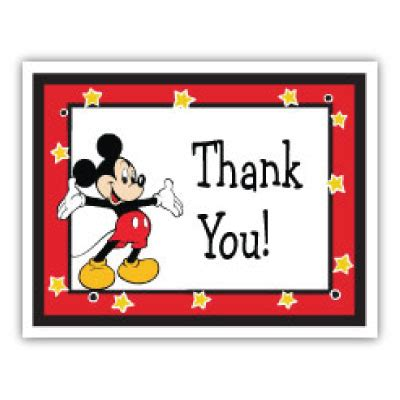 free mickey mouse thank you card template themeparkmama thanks