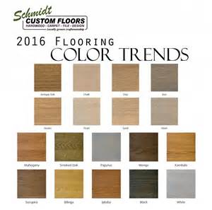 color trends top 4 hardwood flooring trends in 2016 schmidt custom