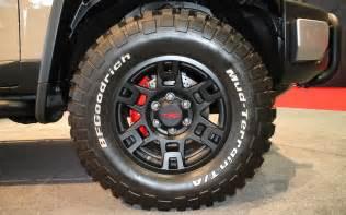 Toyota Trd Rims Trd Pro Wheels Toyota Fj Cruiser Forum