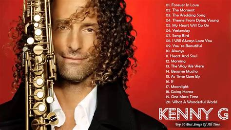 kenny g greatest hits album 2018 the best songs of
