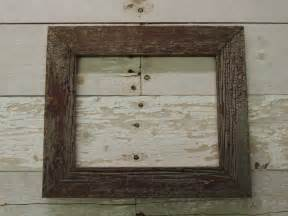 reclaimed barn wood picture frames 8x10 weathered rustic reclaimed barn wood barnwood picture