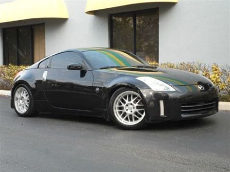 manual cars for sale 2006 nissan 350z lane departure warning sell used 2006 nissan 350z 6 speed manual black over black custom wheels priced low in fort
