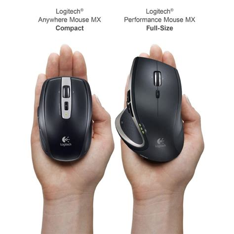 Logitech Anywhere Mouse Mx logitech wireless anywhere mouse mx for pc and