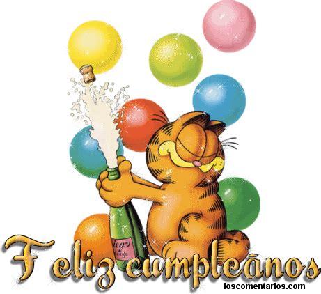 imagenes cumpleaños garfield imagenes y dibujos de garfield