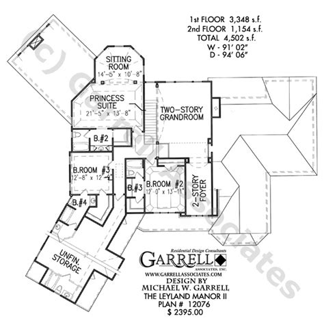 House Plans With Covered Porch by Leyland Manor Ii House Plan Covered Porch Plans