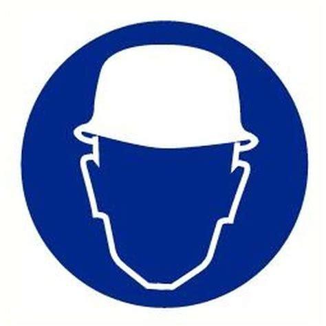 Helm Sticker Bhv by Pictogram Veiligheidshelm Verplicht Sticker Bhv Producten