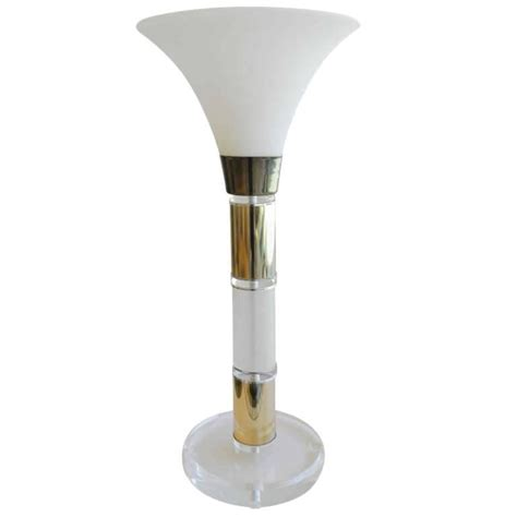 Urn Table L Mid Century Modern Large Urn L In Karl Springer Style For Sale At 1stdibs