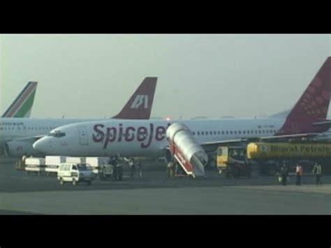 download departure delhi airport in cockpit spicejet 737