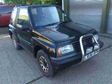 Suzuki Car Repair Suzuki L K 1993 Vitara Sport Black 2 Door 1 6 Spares Or