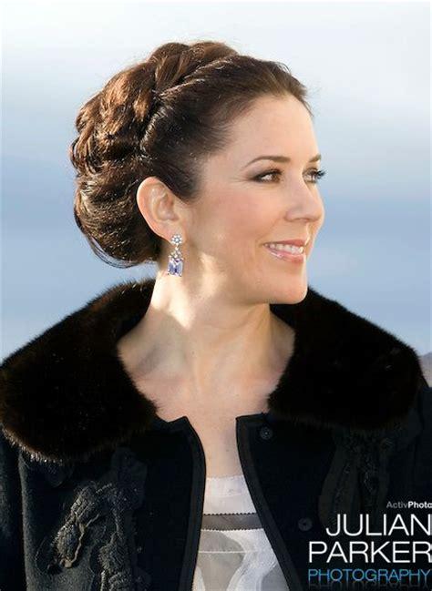 Princess Mary Haircut   crown princess mary pretty hair hair pinterest